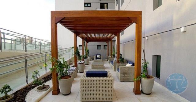 Apartamento à venda com 3 dormitórios em Barro vermelho, Natal cod:8455 - Foto 6