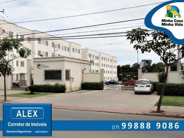 ALX - 68 - Apartamento com Subsídio de até R$ 23.200,00 e F.G.T.S como Entrada ? 2 Quartos - Foto 14