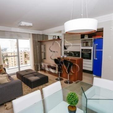 Apartamento à venda com 3 dormitórios em Novo mundo, Curitiba cod:1093 - Foto 14