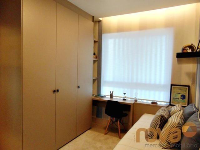 Apartamento à venda com 3 dormitórios em Setor marista, Goiânia cod:NOV235626 - Foto 11