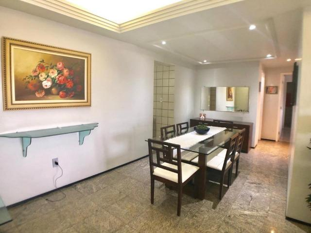 Apartamento na Aldeota - 118m² - 3 Suítes - 2 Vagas (AP0641) - Foto 5