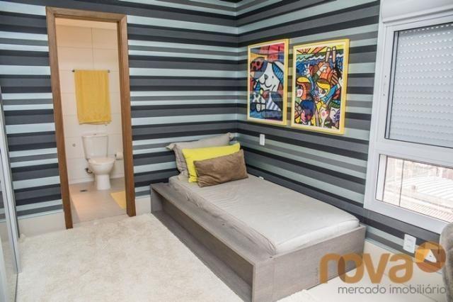 Apartamento à venda com 3 dormitórios em Setor bueno, Goiânia cod:NOV235442 - Foto 12