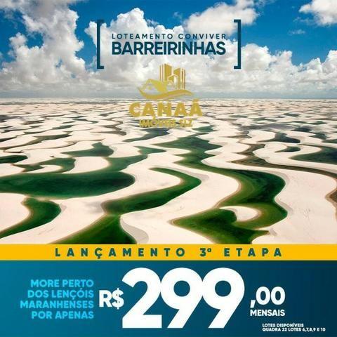 Loteamento de Casa em Condomínio na Cidade de Barreirinhas / Parcela Só R$ 295,00 Mês - Foto 2