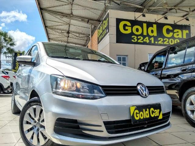 Volkswagen Fox TL 1.0 2015 - (Padrao Gold Car) - Foto 2