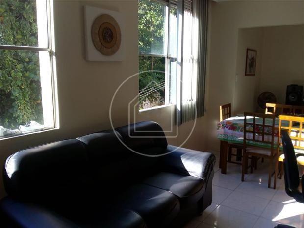 Apartamento à venda com 3 dormitórios em Vila isabel, Rio de janeiro cod:864725