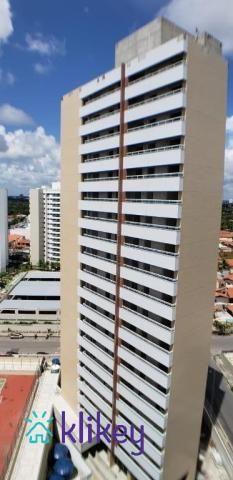 Apartamento à venda com 3 dormitórios em Cidade dos funcionários, Fortaleza cod:7467 - Foto 18