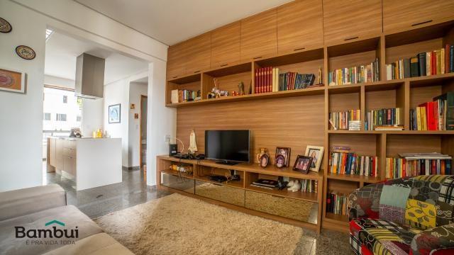 Apartamento para alugar com 3 dormitórios em Setor bueno, Goiânia cod:60208551 - Foto 6