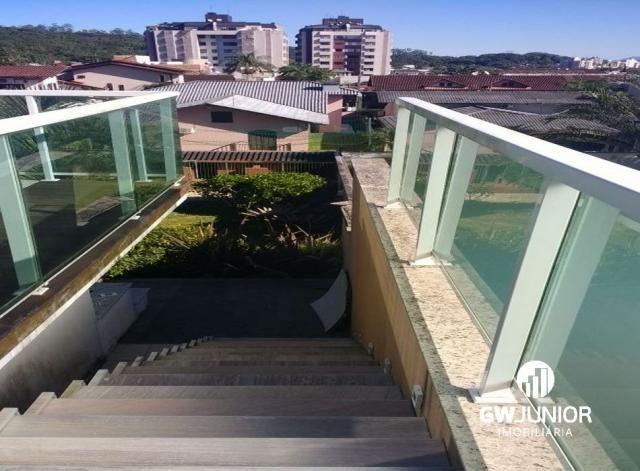 Casa à venda com 4 dormitórios em Saguaçu, Joinville cod:487 - Foto 11
