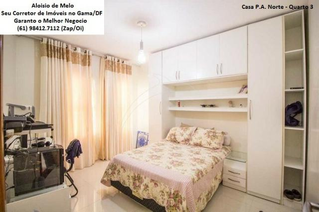 Aloisio Melo Vde: 350m², Terrea, 4 Qtos (1 Suite c/closet), Toda com armários, Porcelanato - Foto 15