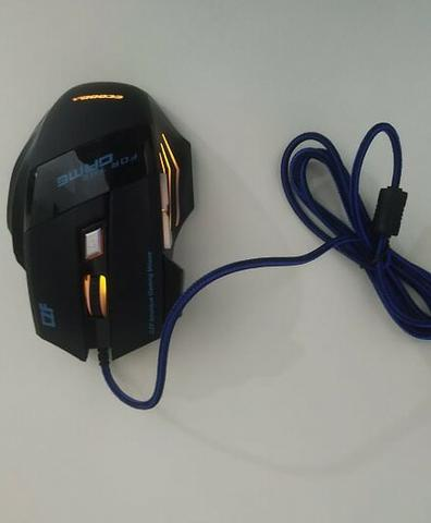 (NOVO) Mouse Gamer ecooda MS8015 - Foto 3