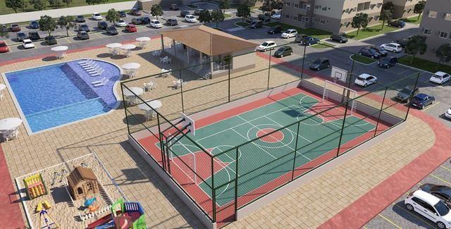 Vila do Frio Condomínio club 3 qrts 1 suite 64m, com piscina e Varanda e Suite (Promoção) - Foto 6