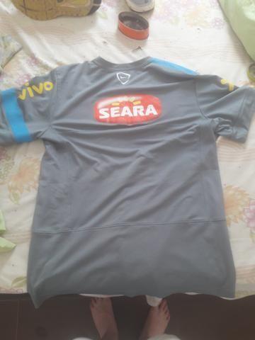 Vendo camisa M de treino seleção brasileira - Roupas e calçados ... 68fece71eb027