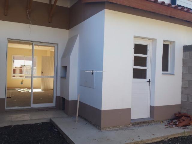 Casa de Condomínio em Nova Santa Rita, com pátio e 2 vagas para carro - Foto 3