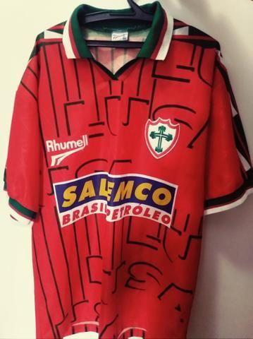 Portuguesa   Camisa Portuguesa 97   Rodrigo Fabri - Roupas e ... 9ca32f18be37c