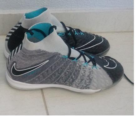 7eafaefe08 Chuteira Nike Hypervenom Society - Tamanho 38 39 - Esportes e ...