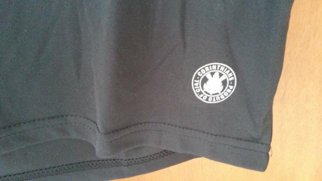 Camisa Corinthians-Produto Oficial Tam.