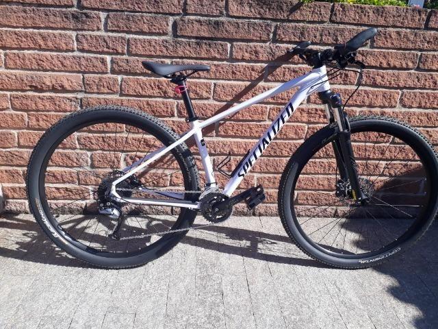 Bicicleta Specialized Rockhopper Comp 2019 aro 29 tam. S