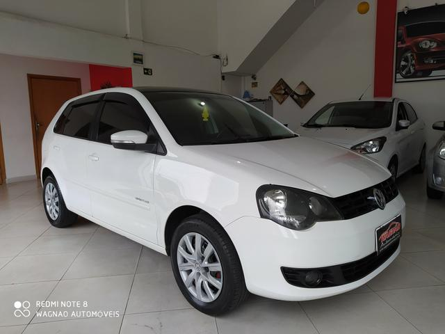 Polo Hatch 1.6 Sportline Completo 2012 Top! - Foto 2