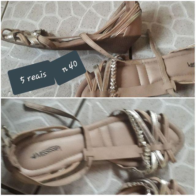 Vendo sapato n 34 36 38 39 40 - Foto 2