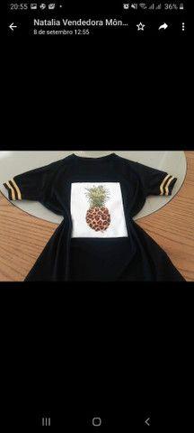 T shirt de luxo?? - Foto 4