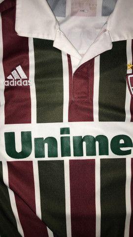 Camisa original Fluminense 2010 - Foto 5