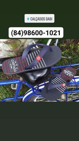Chinelo Cartago N° 37.38 39 40 41 42 43 44 - Foto 3