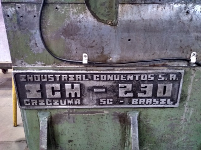 Prensa Hidráulica 230 Toneladas - #5142 - Foto 2