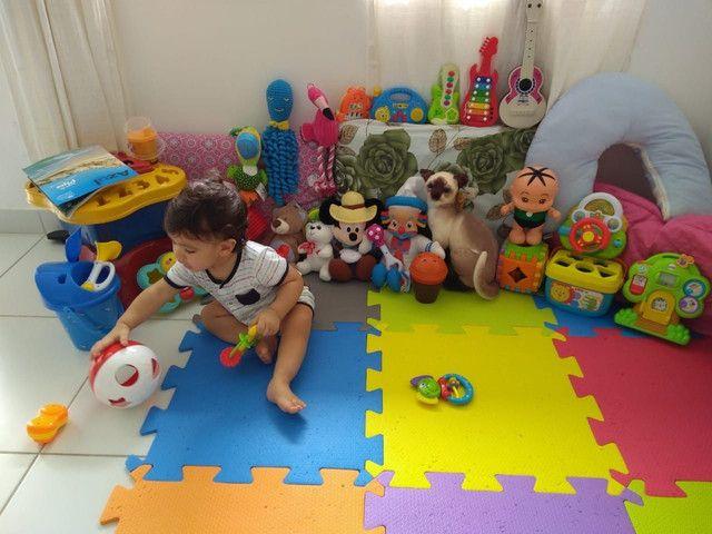 Tatame infantil NOVOS - descrição abaixo - Foto 6