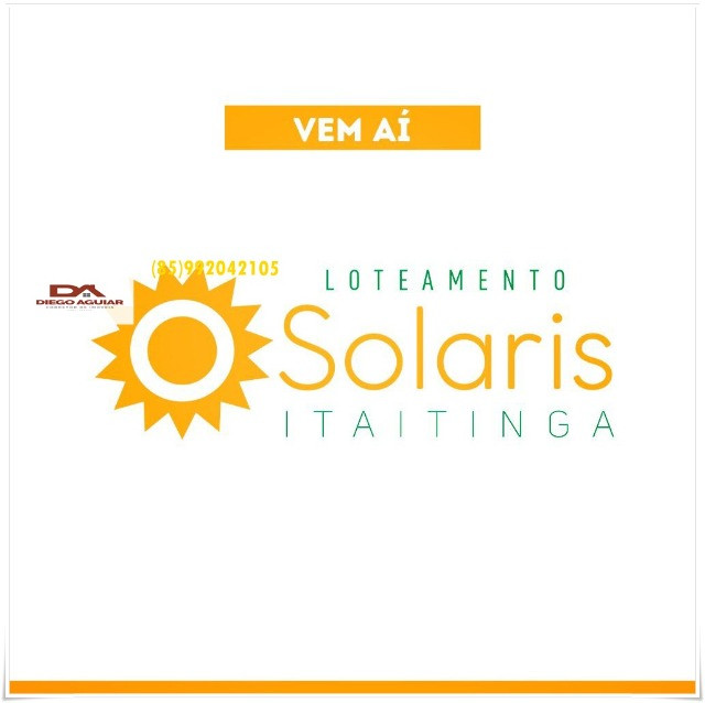 Loteamento Solares * Gererau * - Foto 3