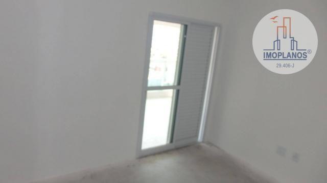 Apartamento com 2 dormitórios à venda, 80 m² por R$ 310.000,00 - Caiçara - Praia Grande/SP - Foto 11