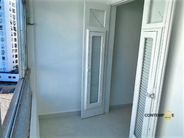Apartamento com 3 dormitórios à venda, 98 m² por R$ 575.000,00 - Ponta da Praia - Santos/S - Foto 11