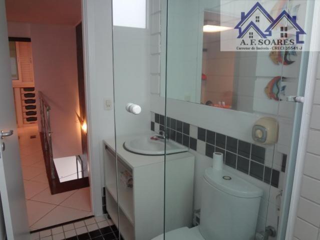 Vendo apartamento tipo loft duplex, com 69 m2, 1 dormitorio, 1 suite, 1 vaga - Foto 13