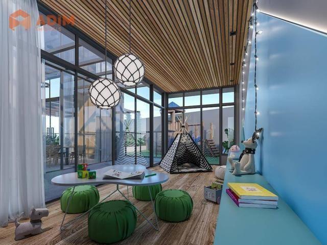 Apartamento á venda no 135 Jardins em Balneário Camboriú, com 04 suítes, amplo living e ch - Foto 15