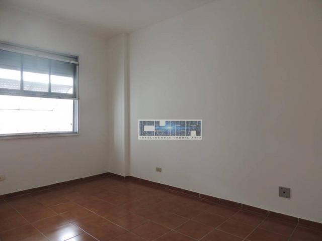 Apartamento AMPLO com 2 dormitórios e dependência em Santos - Foto 12