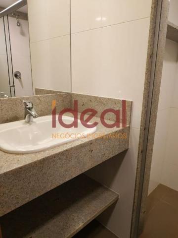 Flat para aluguel, 1 quarto, 1 suíte, Centro - Viçosa/MG - Foto 13