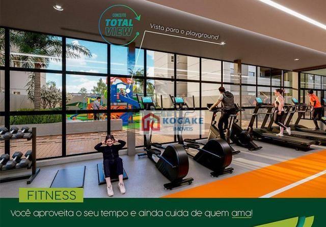 Apartamento com 2 dormitórios à venda, 65 m² por R$ 331.980 - Parque Industrial - São José - Foto 12