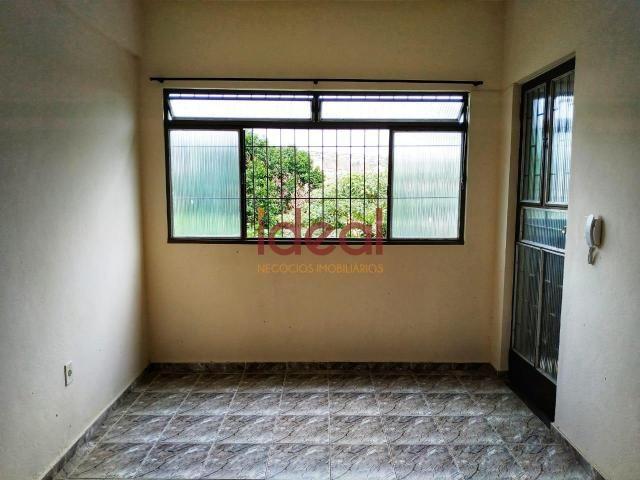 Apartamento para aluguel, 2 quartos, 1 vaga, JK - Viçosa/MG - Foto 2