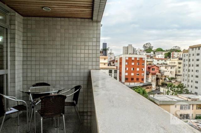 Apartamento à venda com 4 dormitórios em Alto barroca, Belo horizonte cod:271541 - Foto 6