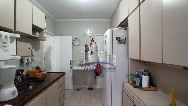 Apartamento com 2 dormitórios à venda, 74 m² por R$ 350.000,00 - Campo Grande - Santos/SP - Foto 15