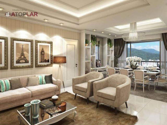 Apartamento Garden à venda, 294 m² por R$ 1.349.000,00 - Meia Praia - Itapema/SC