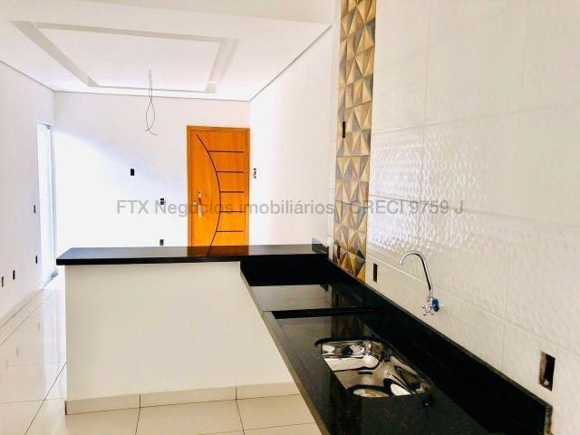 Apartamento à venda, 2 quartos, 1 vaga, Jardim Anache - Campo Grande/MS - Foto 4