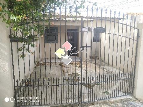 Casa com 2 dormitórios para alugar, 80 m² por R$ 1.200,00 - Taquaral - Campinas/SP