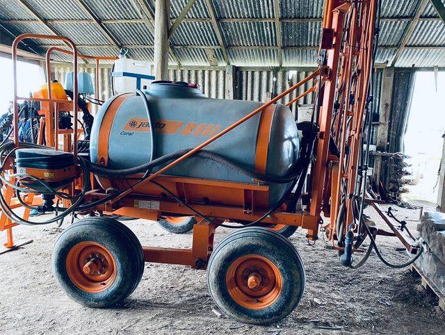 Pulverizador agrícola de barras - Foto 5