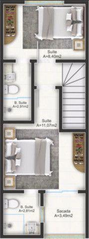 Lançamento de Duplex 2 Suites Financiamento direto com o Construtor - Foto 4
