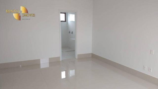 ED ROYAL PRESIDENT - Apartamento com 4 dormitórios à venda, 237 m² por R$ - Bosque - Cuiab - Foto 7