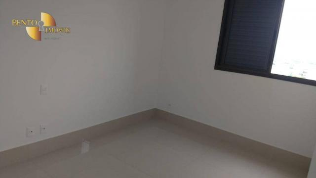 ED ROYAL PRESIDENT - Apartamento com 4 dormitórios à venda, 237 m² por R$ - Bosque - Cuiab - Foto 3