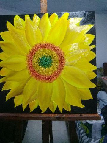 Pintura a Óleo tela 60por 60