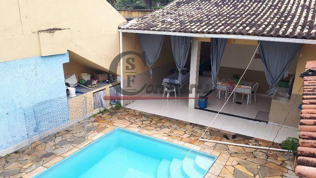 Casa 3 quartos em Itaboraí, Piscina e Churrasqueira