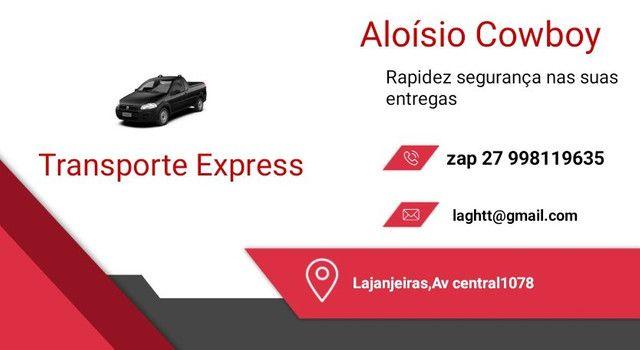 Transporte expresso - Foto 2