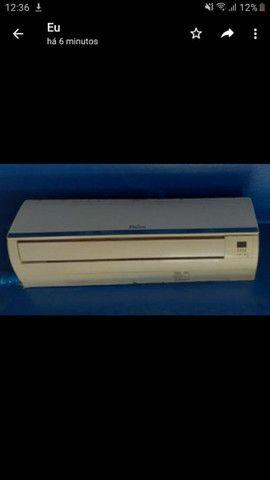 Vendo 2 ar-condicionados 1 de 700 ou 500 - Foto 5